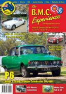 Cover of The BMC Experience Issue 8 January 2014