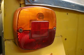 Moke Rear Light Californian 1978 - 1982