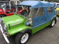 Jade Green Moke Paint Colour