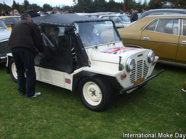 International Moke Day 2009 0