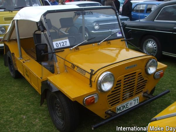 International Moke Day 2009 1