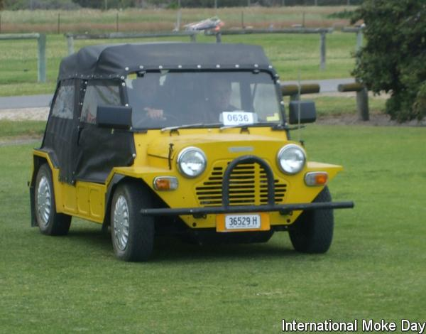 International Moke Day 2009 2