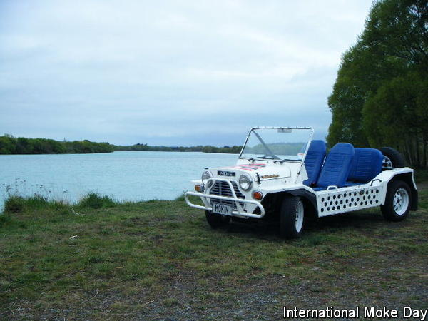 New Zealand International Moke Day