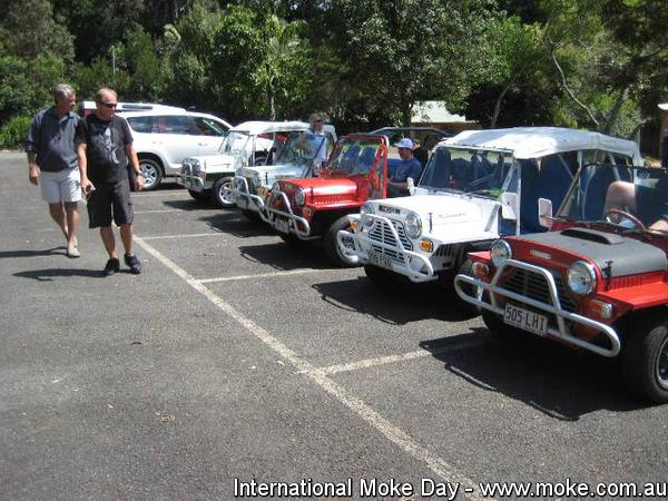 Brisbane International Moke Day 2010