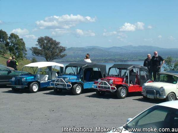 International Moke Day North East Victoria