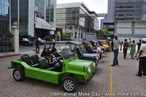 Sri Lanka International Moke Day 2010