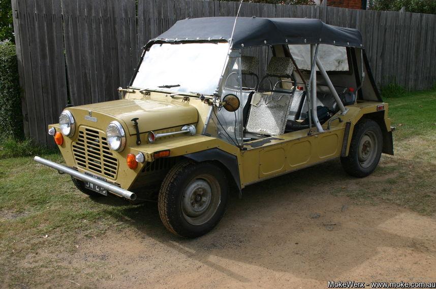 Original One Owner Export Moke