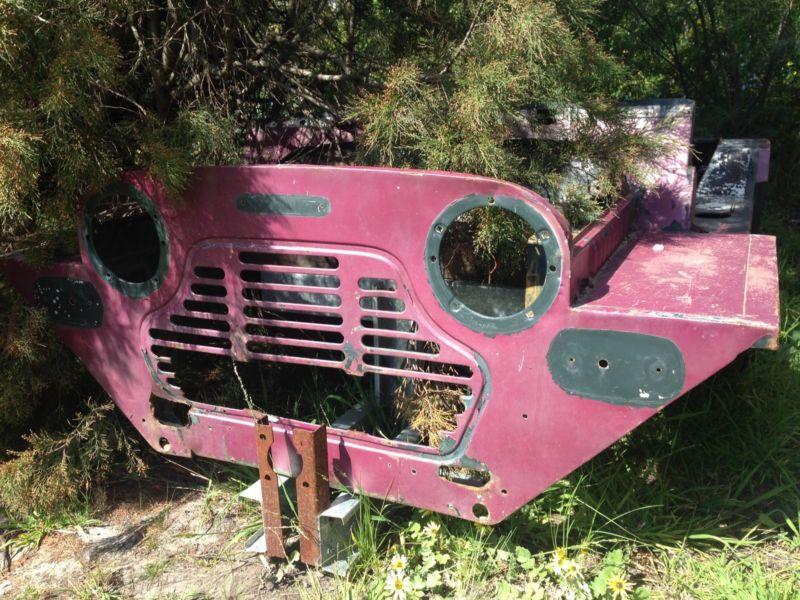 Postie Moke - Pink Wreck