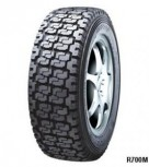 Khumo R700 165/80R13 tyres for a Moke