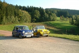 International Moke Day 2011 Germany