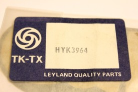 Leyland Parts Sticker