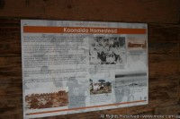 Koonalda HomeStead information Board