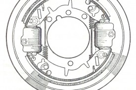 Moke Front Brake Diagram