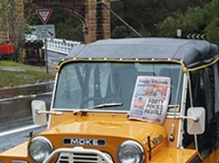 International Moke Day 2011 NSW South Coast
